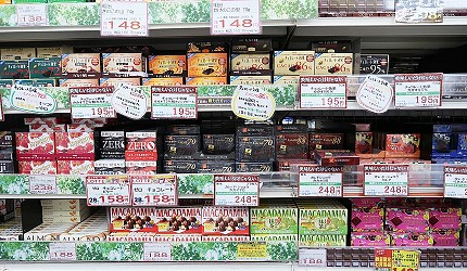东京购物推荐上野多庆屋零食巧克力伴手礼