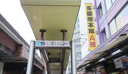 东京购物推荐上野多庆屋御徒町本店交通