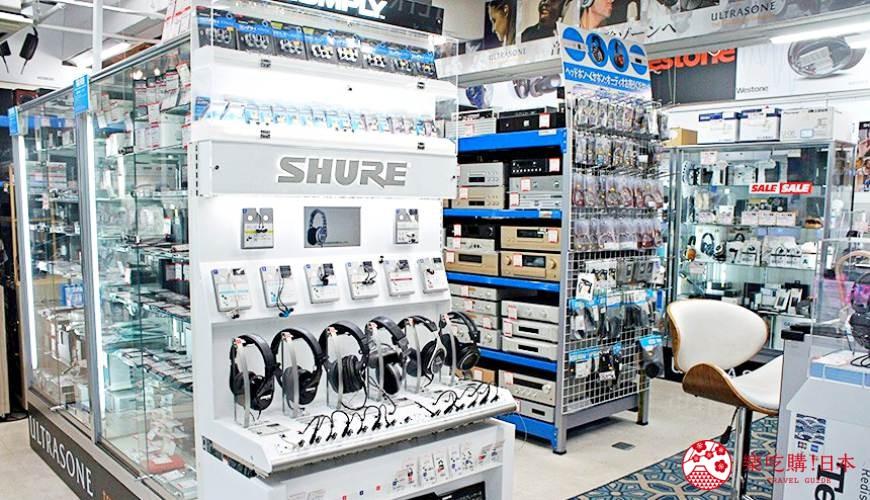 耳機迷必去朝聖地:東京中野「FUJIYA AVIC」,想買日本製高階耳機就到這!