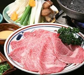 東京銀座牛庵神戶牛涮涮鍋