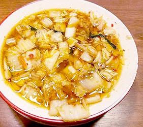 日本關東茨城縣當地美食料理精力拉麵