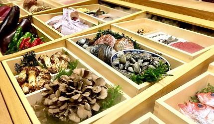 東京壽司推薦板前壽司江戶食材新鮮