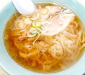 日本關東栃木縣當地美食料理B級美食佐野拉麵