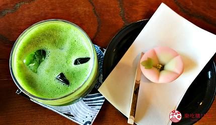 東京柴又老街推薦必去日本庭園「山本亭」的抹茶、甜點