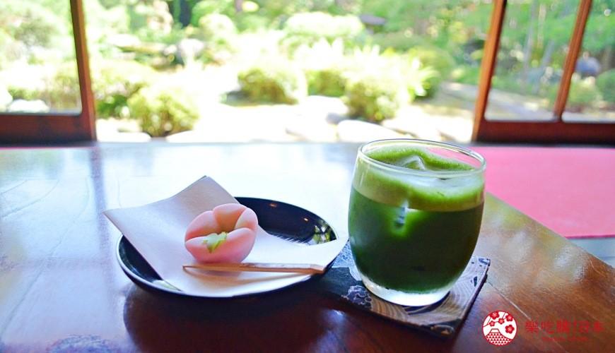 東京柴又老街推薦必去日本庭園!大正浪漫「山本亭」喫甜點、濃郁抹茶