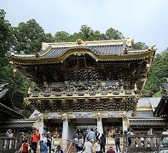 日本旅行自由行青春18車票日光東照宮二社一寺