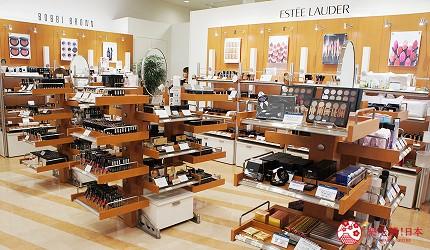 東京近郊outlet輕井澤王子購物廣場THE COSMETICS COMPANY STORE專櫃化妝品