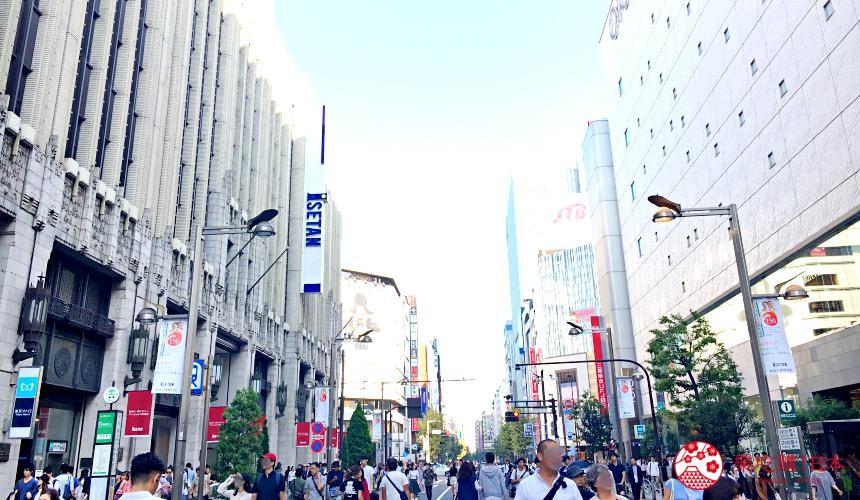 日本藥妝店優惠券下載!推薦日本最便宜的藥妝店「大國藥妝」新宿東口店附近的伊勢丹、丸井(マルイ)等百貨公司