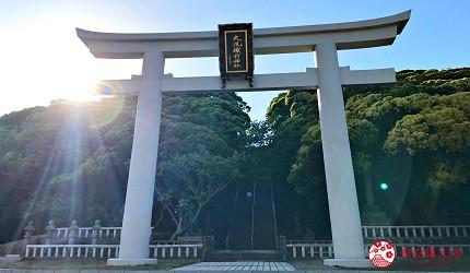 東京自由行必去景點近郊一日遊茨城大洗海上鳥居大洗磯前神社