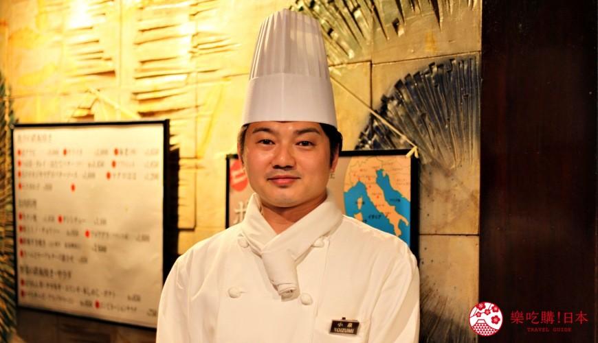 東京新宿享用A5黑毛和牛鐵板燒涮涮鍋「新宿 PANDORA」的店長