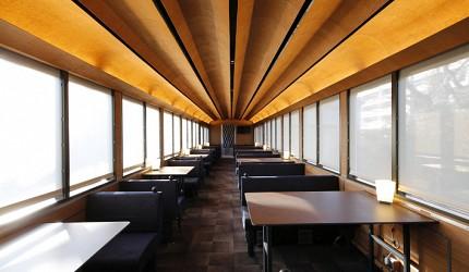 秩父52席的至福列車內裝