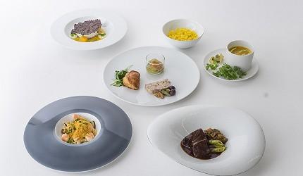 秩父52席的至福列車的晚餐套餐
