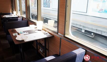 秩父52席的至福列車車內座位