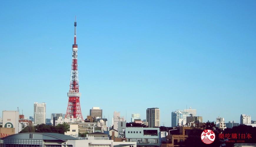 日本東京自由行行程景點推薦必訪東京鐵塔秘密小故事