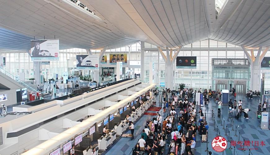 日本东京自由行羽田机场进出免税药妆电器必买便利商店寄明信片包裹寄送