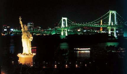 東京台場夜景