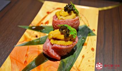 東京高級和牛涮涮鍋推薦:新宿歌舞伎町「牛龍」神戶牛特選涮涮鍋套餐的Oshinogi(お凌ぎ)