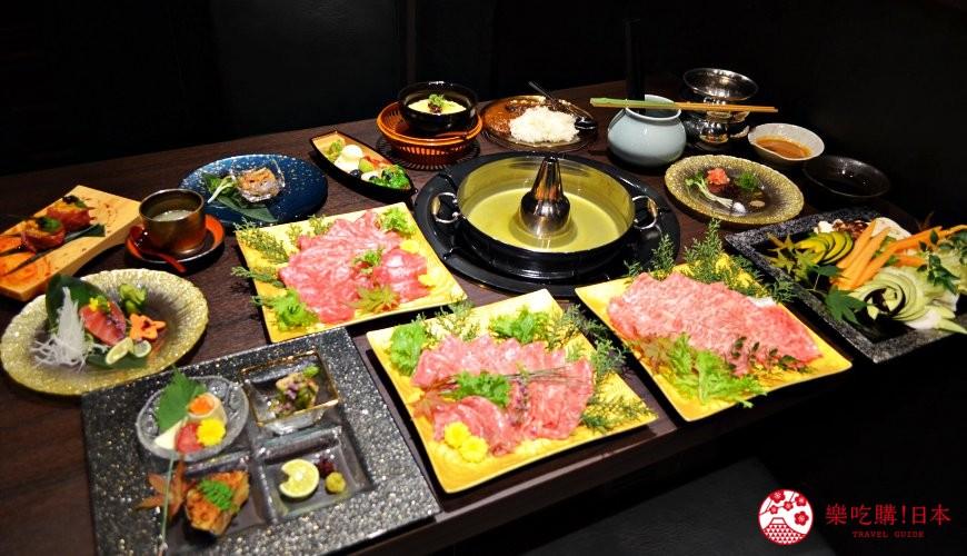 東京高級和牛涮涮鍋推薦:新宿歌舞伎町「牛龍」,享受入口即化的美味!