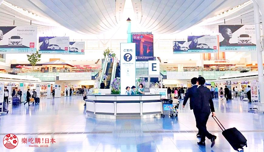 你不可不知的羽田機場使用指南:行李寄送服務、購物美食一站全包!