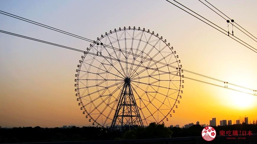 東京自由行摩天輪景點