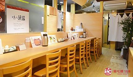 築地市場美食推薦「味の浜藤」的用餐區座位