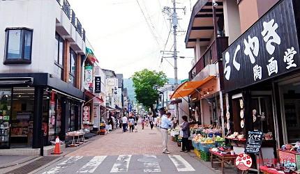 舊輕井澤銀座商店街