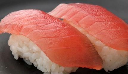 1,512日圓起的吃到飽燒肉店「Stamina太郎NEXT」壽司No.1推薦「鮪魚壽司」