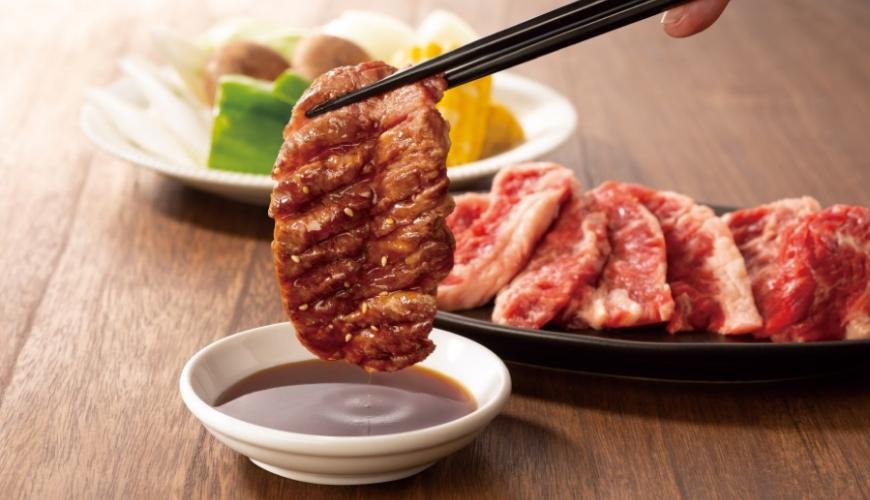 1,512日圓起的吃到飽燒肉店「Stamina太郎NEXT」燒肉No.1推薦「肋排五花肉」
