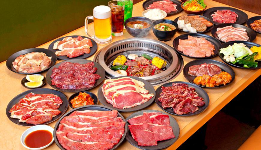 好玩又好吃!1,512日圓起的吃到飽燒肉店「Stamina太郎NEXT」上野阿美橫丁店