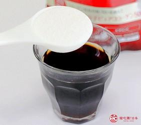 日本藥妝買膠原蛋白推薦ASTALIFT(艾詩緹)的「精純膠原蛋白」加入咖啡試喝第一步