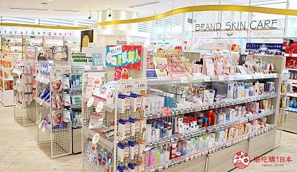 日本藥妝買ASTALIFT(艾詩緹)「精純膠原蛋白粉」、「舒爾眠」推薦到東京「AINZ&TULPE」新宿東口店的店家內部環境寬敞