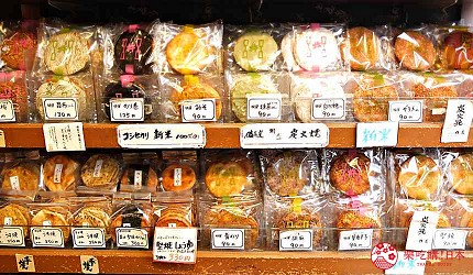 東京自由行淺草景點行程推薦淺草仲見世通商店街美食小吃