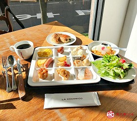 東京自由行美食推薦上野早餐自助buffet吃到飽LA COCORICO