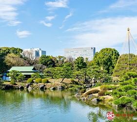東京自由行景點下町澄清白河澄清庭園