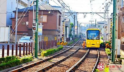 東京自由行交通都營一日乘車券都營荒川線行程