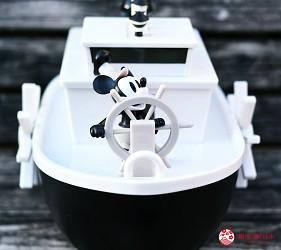 迪士尼爆米花桶東京迪士尼樂園迪士尼海洋land和sea必買爆米花桶限定款米奇90週年蒸汽船