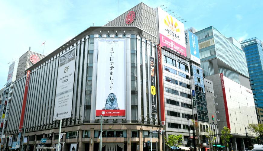 东京必逛百货「银座三越」!教购物狂们买得更尽兴、逛得更轻松的5大攻略笔记!