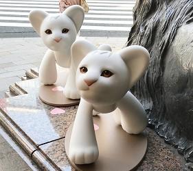 东京银座三越狮子像