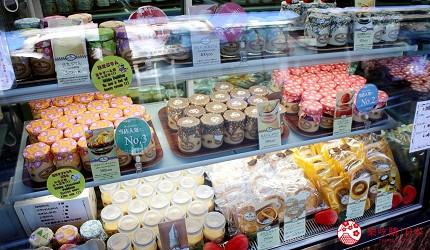 日光東照宮在地人氣美食推薦「日光布丁亭」的布丁種類多元