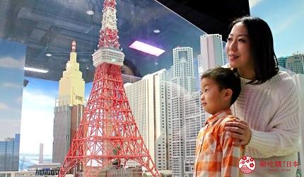 東京親子自助景點樂高樂園台場設施miniland