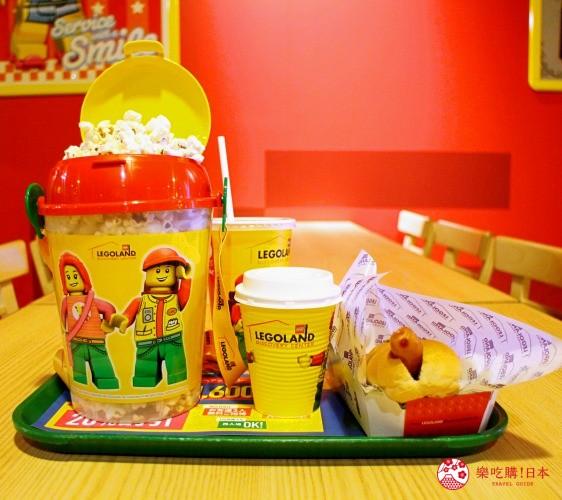 東京親子自助景點樂高樂園台場設施美食