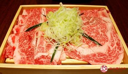 東京新宿A5黑毛和牛的牛五花與里肌肉kitamaru