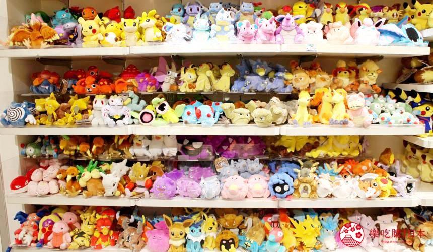 成田機場寶可夢商品專賣店PokémonStore