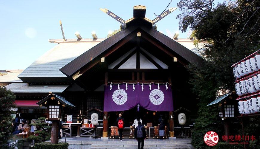 東京景點東京大神宮