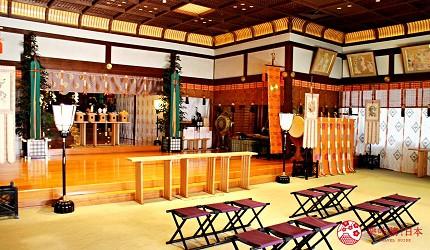 東京大神宮拜殿
