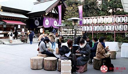東京大神宮免費wifi