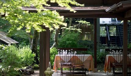 輕井澤餐廳住宿Auberge-de-Primavera