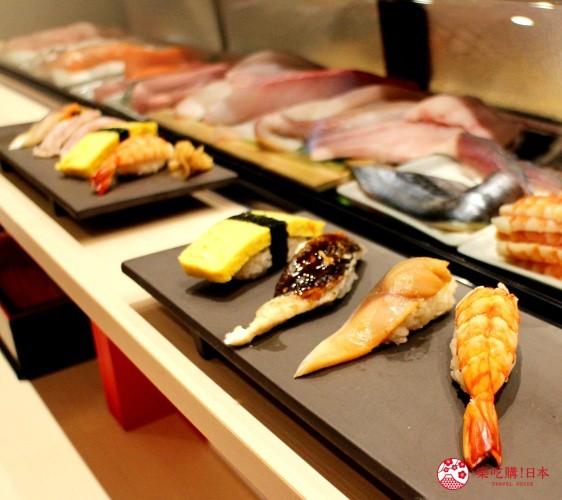 橫濱景點橫濱體驗型遊樂空間asobuild美食餐廳立食い鮨 鈴な凛