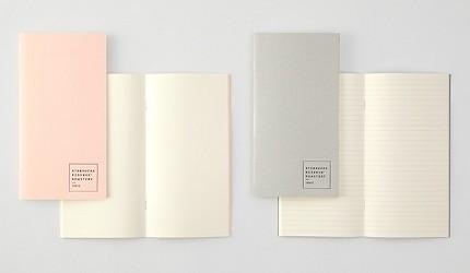 人氣文具「TRAVELER'S notebook」與「星巴克臻選®東京烘焙工坊」的合作商品「Starbucks Reserve® Roastery TRAVELER'S notebook」的空白、直條筆記本