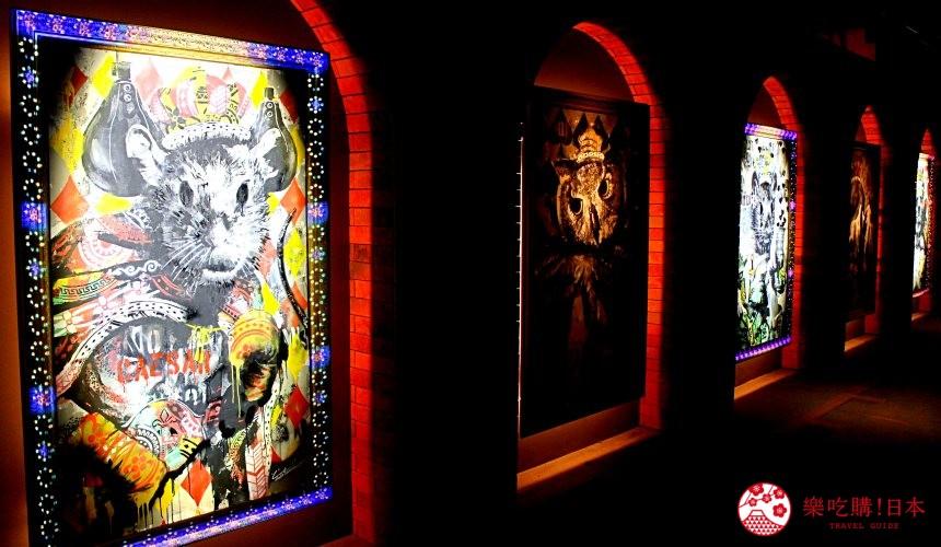 橫濱景點橫濱體驗型遊樂空間asobuild地下一樓loungebar